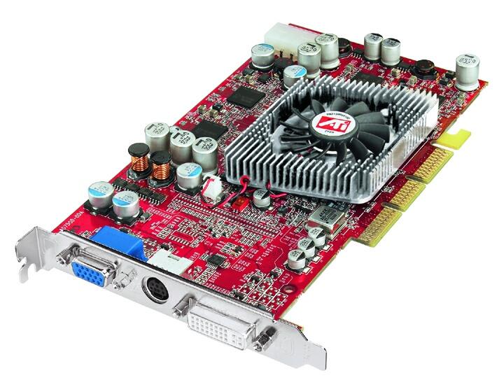 Скачать Драйвер Radeon 9800 Pro Драйвер Скачать