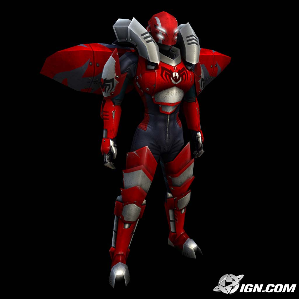 The medium armor is the all-around armor. Whether it's base defending ...