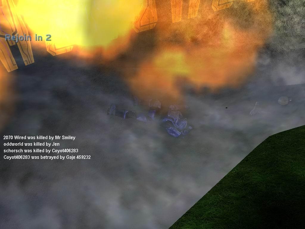 Halo PC Beta: Flames of Doom