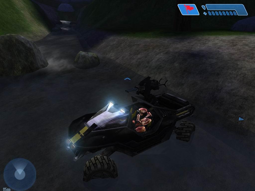 Halo PC Beta: RocketHog in Timberland