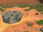 Blood Gulch - Blue Base Top View