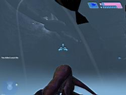 Halo PC Beta: Banshee in the Fog
