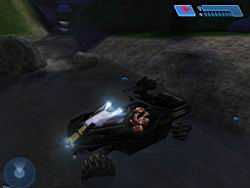 Halo PC Beta: RocketHog in Timberland