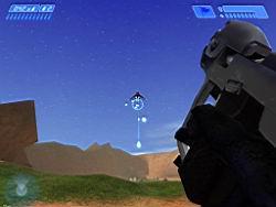 Halo PC Beta: Banshee in the Sky (Blood Gulch)