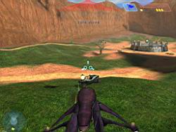 Halo PC Beta: On the Aerial Attack (Blood Gulch)