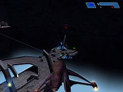 Halo PC Beta: Banshee above Gephyrophobia