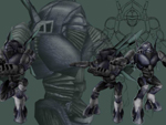 Cybrid Medium-Armor Infantry