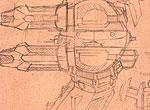 Heavy Human Blaster Turret