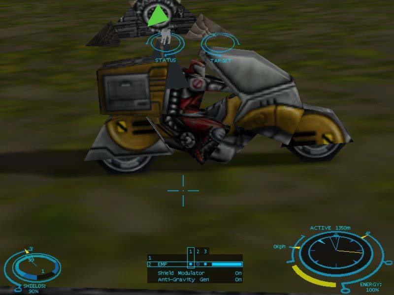 Too bad we can't use this lil' bugger in 1.004 multiplayer games...