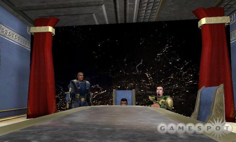 Imperial Meeting