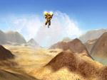 Desert Flyby