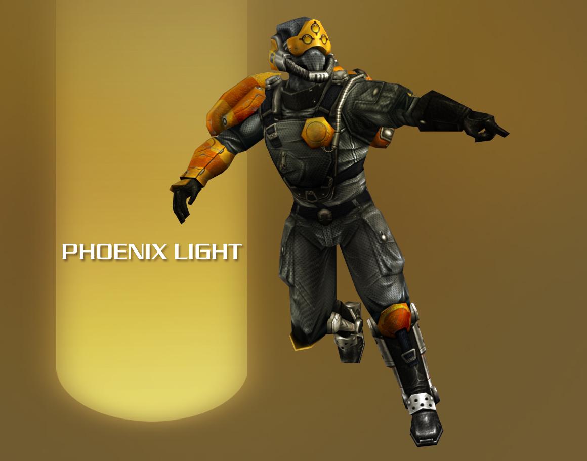Phoenix Light Armor