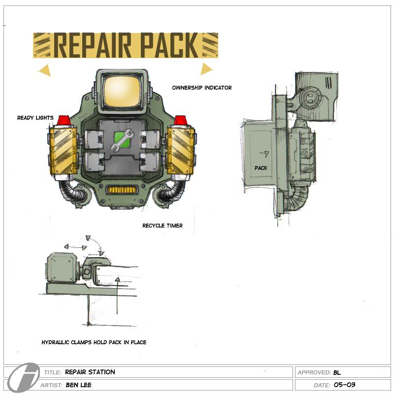 Repair Pack