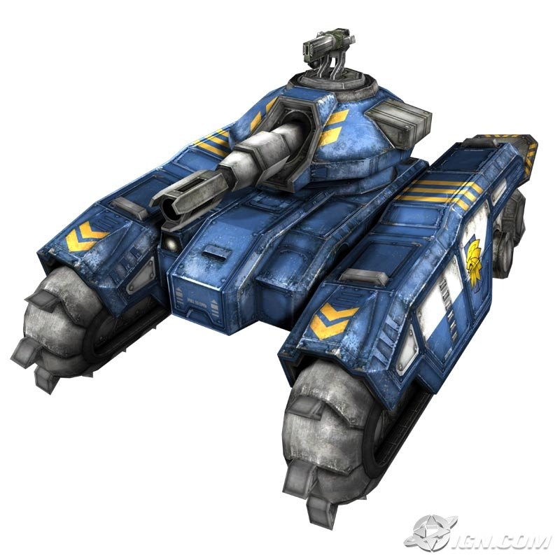 Jump Tank Render