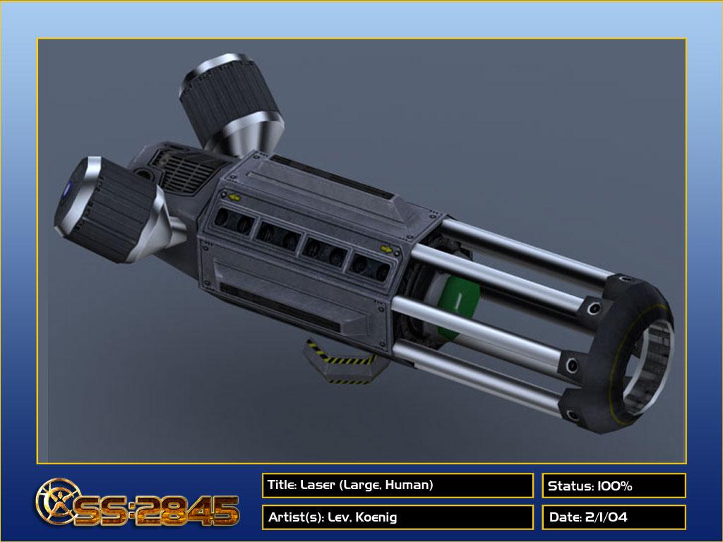 Large Laser