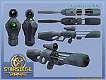 Laser Rifle