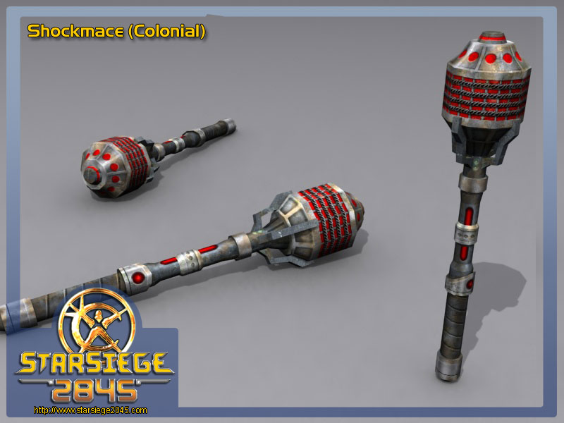 Colonial Shockmace