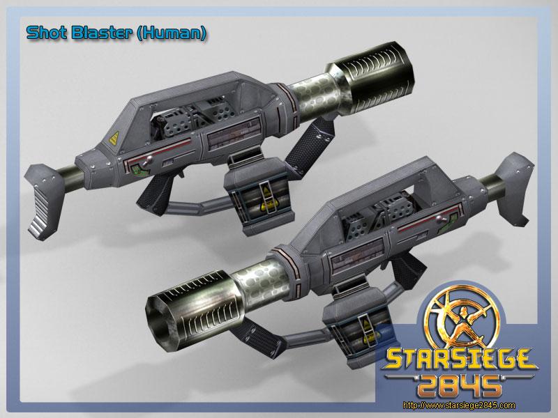 Shot Blaster