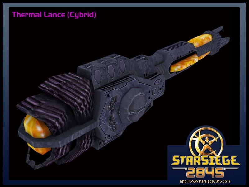 Thermal Lance (Cybrid)