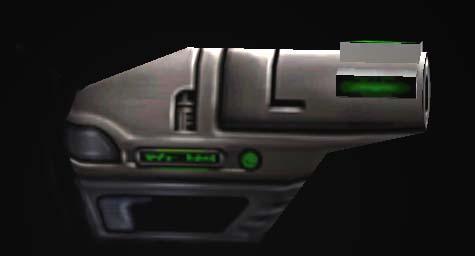 Targeting Laser